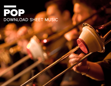 Pop Trombone Sheet Music