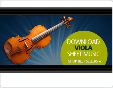 Best of Viola Sheet Music 2016