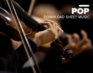 Pop Violin Sheet Music