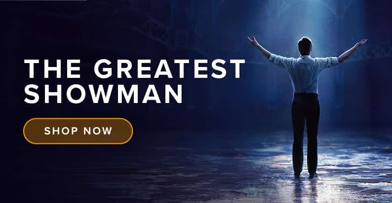 Shop Sheet Music from The Greatest Showman