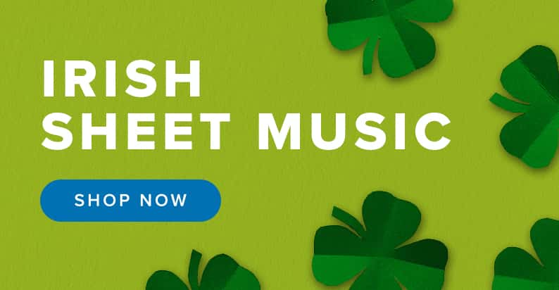 Shop Irish Sheet Music