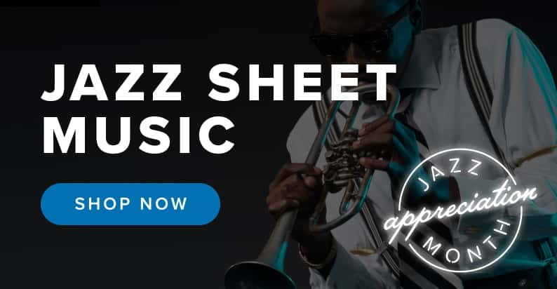 Shop Jazz Sheet Music