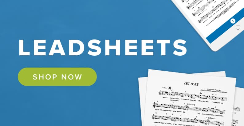 Shop Lead Sheets