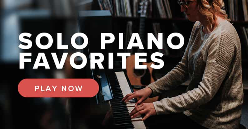 Shop Solo Piano Favorites