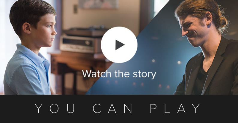 You Can Play - Watch the Story