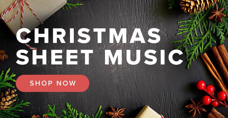 Christmas Sheet Music - Shop Now