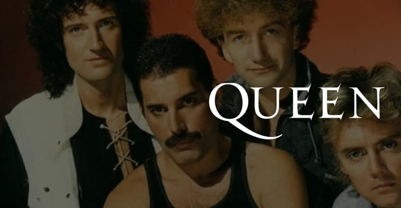 Queen - Shop Now