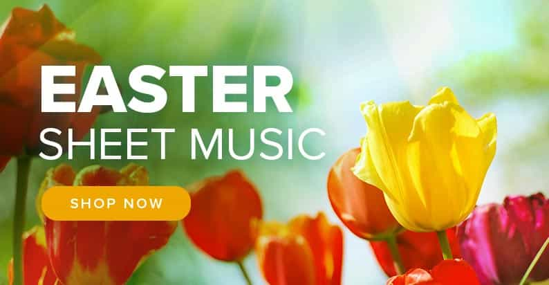 Shop Easter Sheet Music