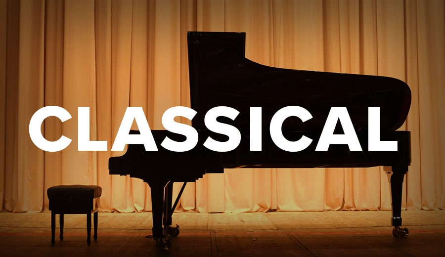 Classical Piano Sheet Music Downloads | Musicnotes com
