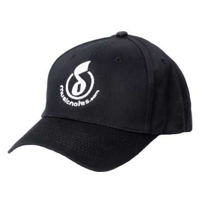 Musicnotes hat