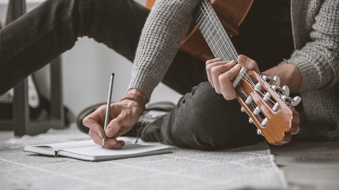 beat your songwriting block with these 5 exercises
