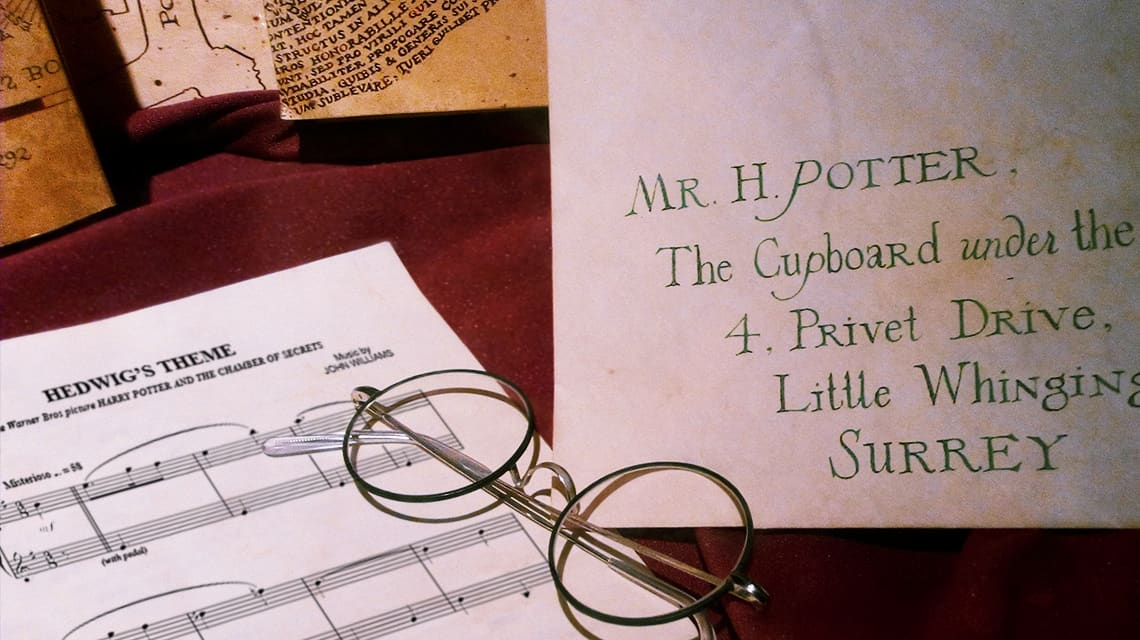 Behind the Music of Harry Potter — Musicnotes Now