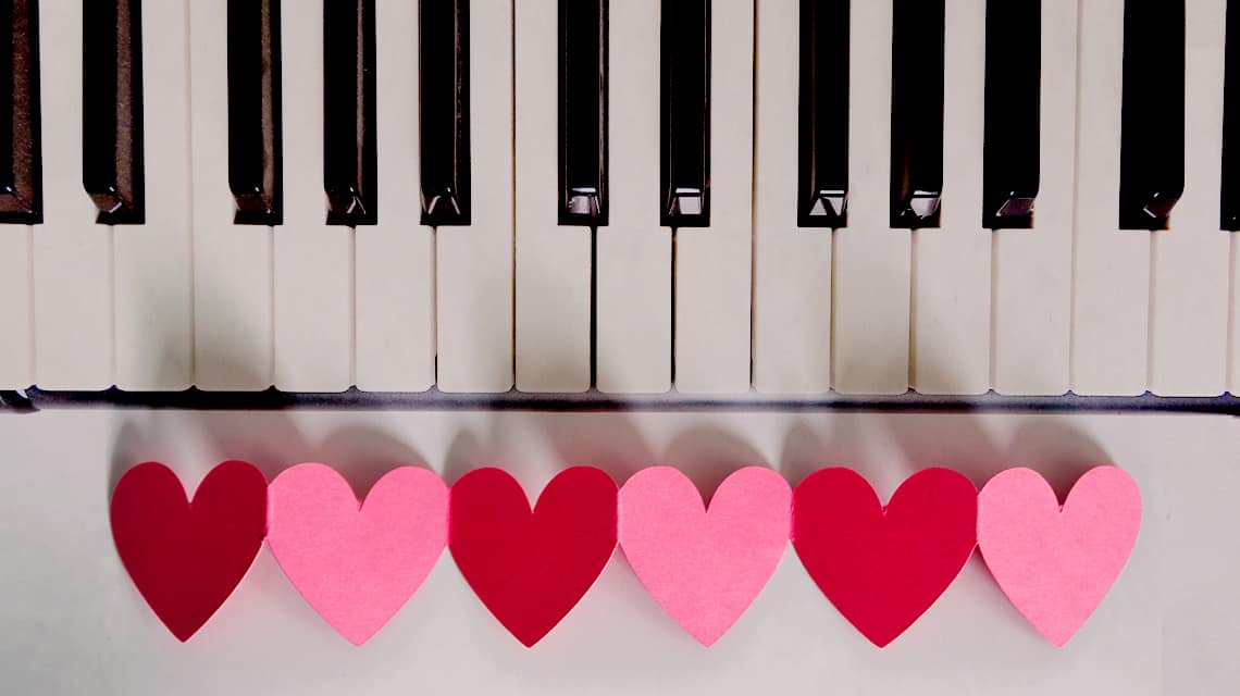 100 Love Songs For Valentine S Day And Anti Valentine S Day Musicnotes Now
