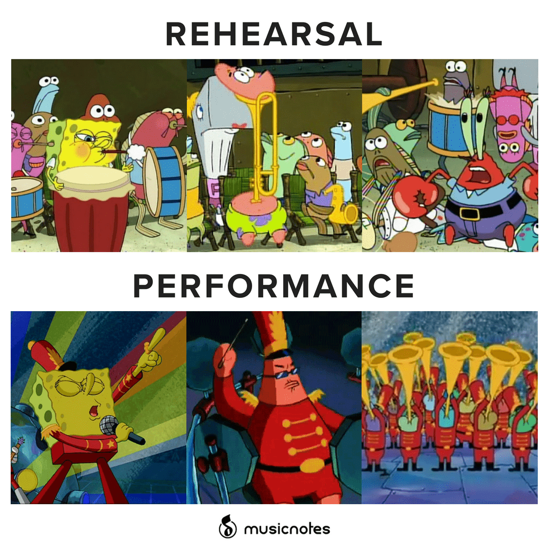 The Best Marching Band Memes Musicnotes Now
