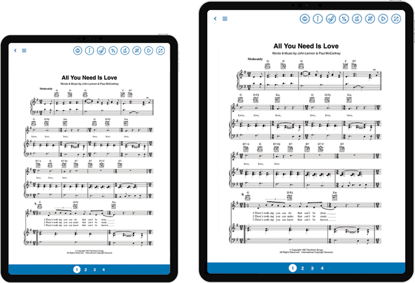 The Best Tablets for Your Digital Sheet Music (and Your Budget