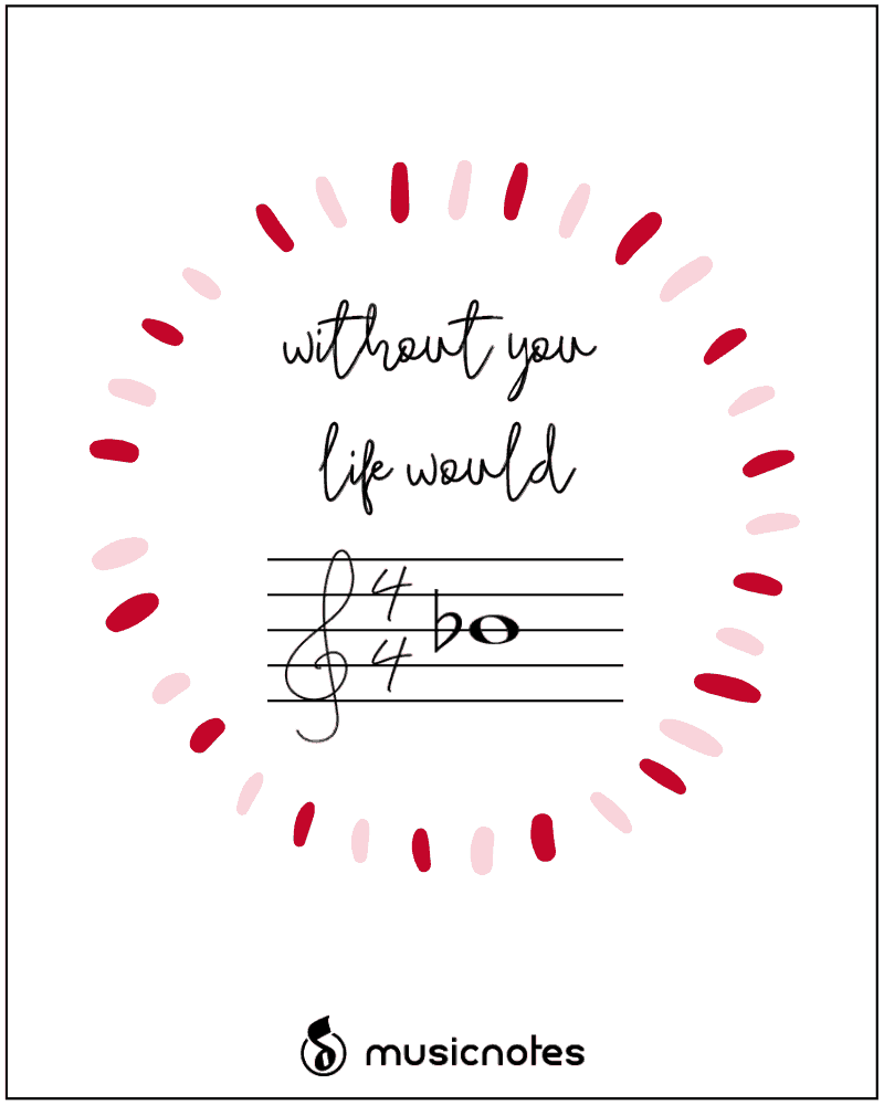 12 musical valentine's day cards with free printables