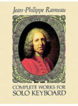 Jean-Philippe Rameau - Complete Works for Solo Keyboard - Music Book