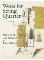 Works for String Quartet - Music Book