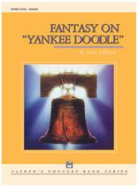 "Mark Williams - Fantasy on ""Yankee Doodle"" - Music Book"