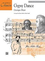 "Georges Bizet - Gypsy Dance from ""Carmen"" - Music Book"