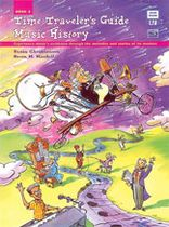 Time Traveller's Guide to Music History, Book 2 - Music Book