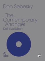 Don Sebesky - The Contemporary Arranger - Music Book