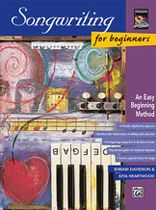 Songwriting for Beginners - Music Book