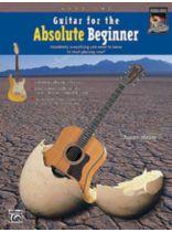 Susan Mazer - Guitar for the Absolute Beginner, Book 1 - Music Book