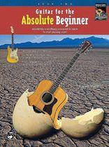 Susan Mazer - Guitar for the Absolute Beginner, Book 2 - Music Book
