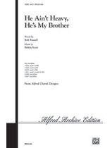 He Ain't Heavy, He's My Brother - Music Book