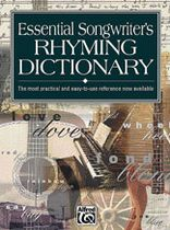 Kevin Mitchell - Essential Songwriter's Rhyming Dictionary - Music Book