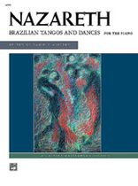 Brazilian Tangos and Dances - Music Book