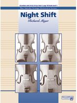 Richard Meyer - Night Shift - Music Book