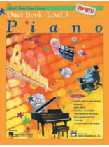 Alfred's Basic Piano Course - Top Hits! Duet Book