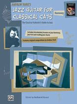 Andrew York - Jazz Guitar for Classical Cats: Harmony - Music Book