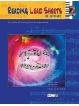 Jon Dryden - Reading Lead Sheets for Keyboard - Music Book
