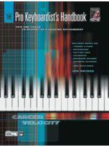 Jon Dryden - The Pro Keyboardist's Handbook - Music Book