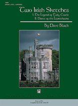 Dave Black - Two Irish Sketches - Music Book
