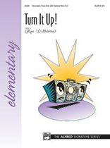 Kim Williams - Turn It Up! Music Book