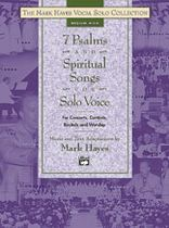 Mark Hayes Vocal Solo Series - The 7 Psalms and Spiritual Songs for Solo Voice - Book (Medium High)