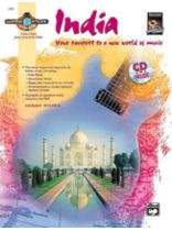 Sanjay Mishra - Guitar Atlas: India - Music Book