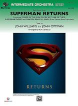 Superman Returns - Conductor's Score - Music Book