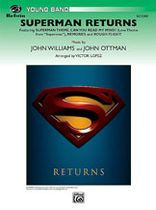Superman Returns - Conductor's Score Music Book