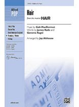 "Galt Macdermot - Hair (from ""Hair"") - Music Book"