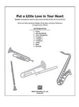 Put a Little Love in Your Heart - SoundPax Music Book