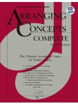 Dick Grove - Arranging Concepts Complete - Music Book