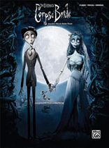 Danny Elfman - Corpse Bride - Selections from the Motion Picture - Music Book