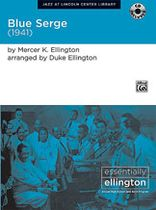 Mercer Ellington - Blue Serge - Score and Parts Music Book