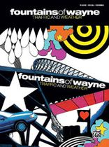 Adam Schlesinger - Fountains of Wayne: Traffic and Weather - Music Book
