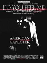 Diane Warren - Do You Feel Me (from the motion picture American Gangster) Music Book